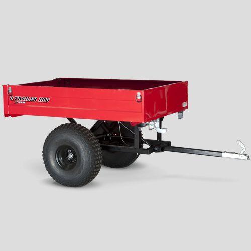 Accessoire remorque pour quad 500kg u1100