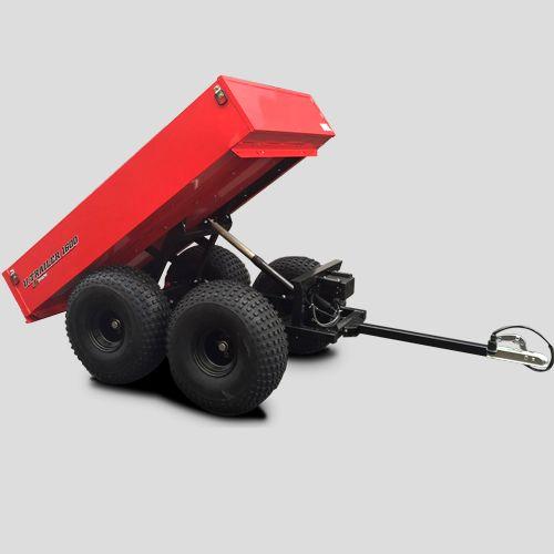 Accessoire remorque pour quad 750kg u1600